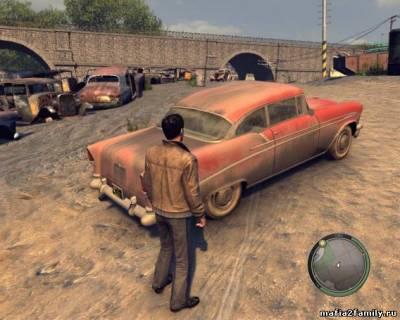Как заменить машины в мафии 2